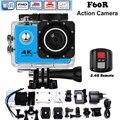 Оригинальный Обновленная версия F60/F60R go pro стиль Ultra HD 4 К Действий Камеры Wi-Fi 2.0 экран 170 Широкоугольный Объектив водонепроницаемая камера Действий cam