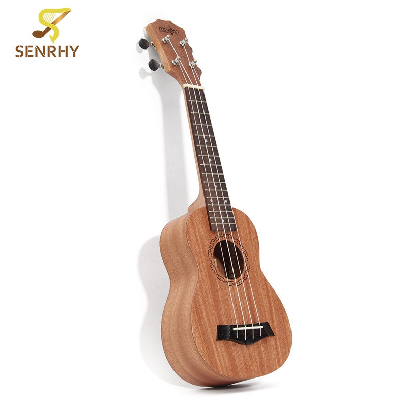 21 15 Frets Ukulele Rosewood Professional 4 Strings Hawaiian Guitar Gift For Begginer or Basic Player