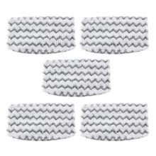 Steam Mop Pads Replacement For Shark Vacuum Cleaner S1000 S1000A S1000C S1000Wm S1001C (Pack Of 5)