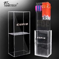 1pc Archery Acrylic Arrows Storage Bracket Detachable Arrow Insert Quiver Protect Box Bow And Arrow Hunting Shooting Accessories