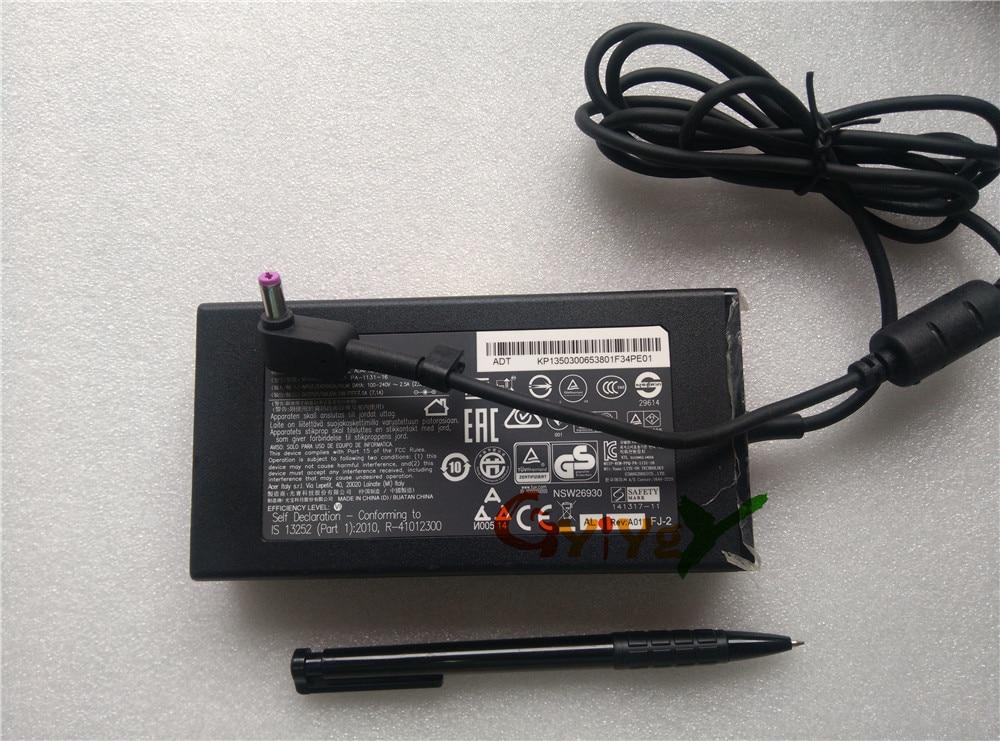 135 Watt 19 V 7.1a Ac Adapter Für Acer Aspire V15 Nitro Vn7-592 Vn7-592g An515-51-70v4 Laptop