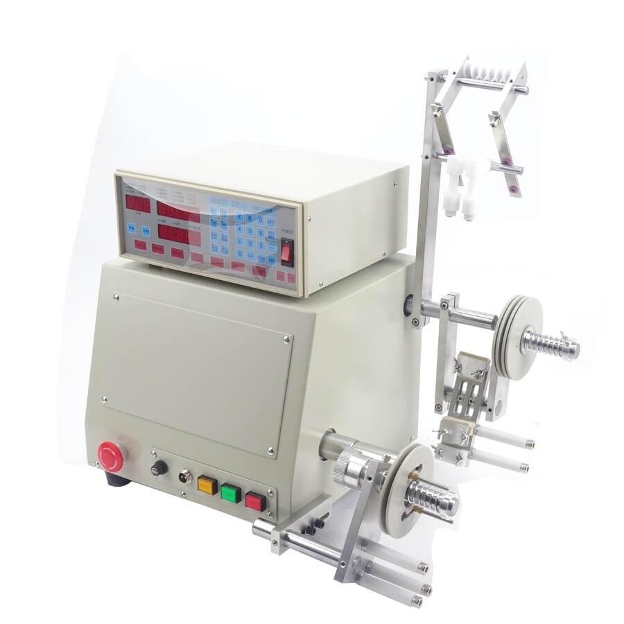 Computador Automático Bobina Winder Máquina de Enrolamento De Fio Máquina De Enrolamento De 0.03-1.2mm 220 v