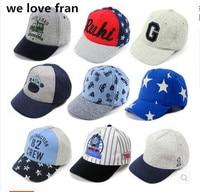 WE Love Fran Chlideren Summer Cap Baseball Cap Cotton Lovely Hat J1 J6