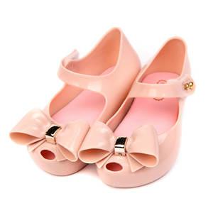 Melissa Jelly Mini Bow Soft Kids Shoe Toddler Girl Sandals 7314e8170003