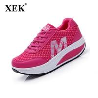 2016 Slimming Women Running Shoes Women Sneakers Women Platform Fitness Shoes Lady Beauty Spring Summmer Fitness