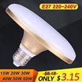 Alta Potência E27 Lâmpada LED Lâmpada Luz Spotlight Lâmpada LED Ampola 15 W 20 W E27 Levou Lamparas Bombillas 30 W 40 W 220 V LED 50 W 60 W