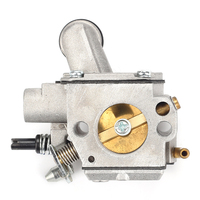 2 Stroke Carburetor Fit STIHL MS361 MS 361 Rep 1135 120 0601 Chainsaw From US CN