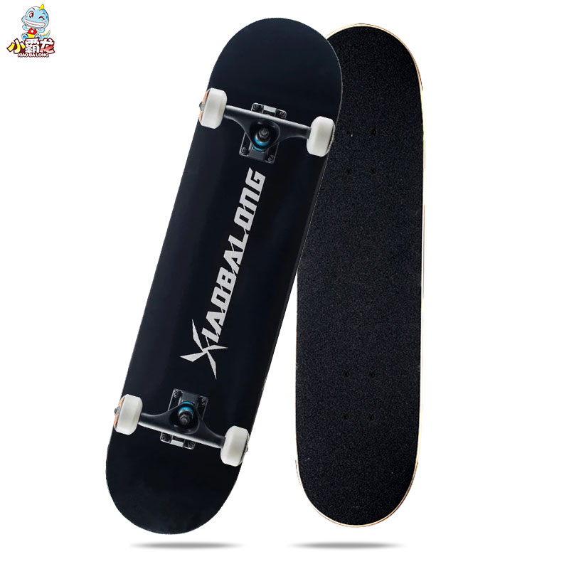 Professional Skateboard Canadian Maple Lonboard Skate Board 4 Wheel Downhill Street Dance Board Roller Drift-board 80CM недорго, оригинальная цена