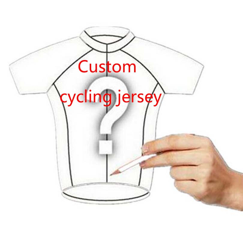 Custom Professional Team Edition Cycling Jersey Short-sleeved Clothing / Custom Short-sleeved Bicycle Jersey Clothing paladinsport men s skull patterned short sleeved dacron cycling jersey white red xl page 7