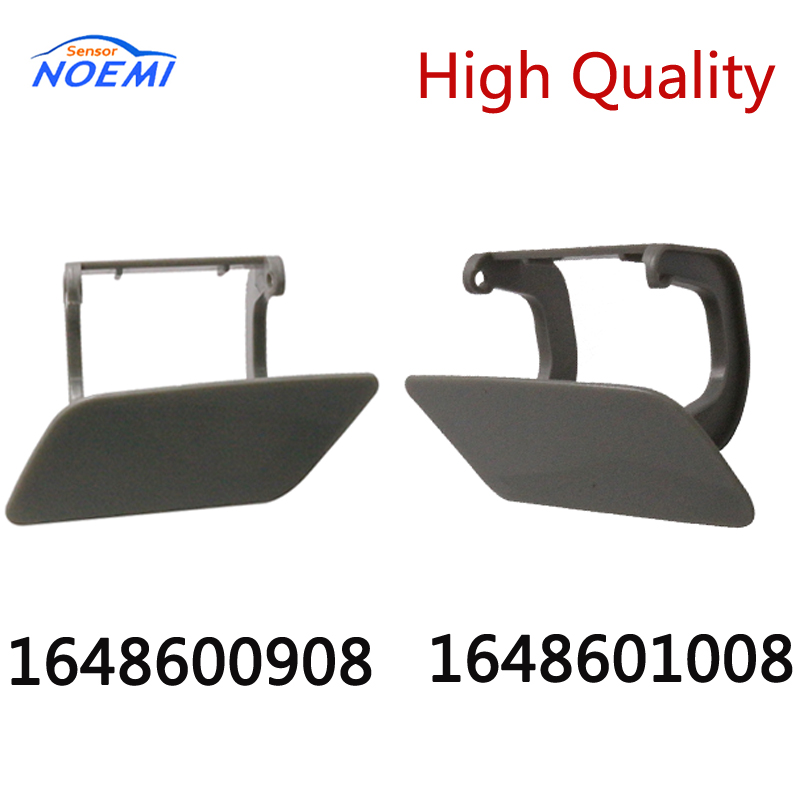 YAOPEI New 1648600908 1648601008 left&Right Headlight Cleaning Washer Cap Cover Fits For Mercedes-Benz ML163 image