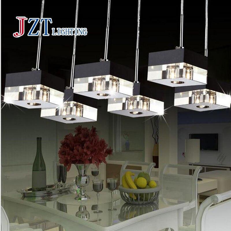 Z простой художественный модный подвесной светильник для гостиной, дома, внутреннего освещения, Современный Креативный светодиодный чип, л