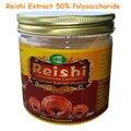 17.6 oz (500g) Reishi Triterpenos Ganoderma Lucidum Extrato 50% Polissacarídeo> 10% Pó frete grátis