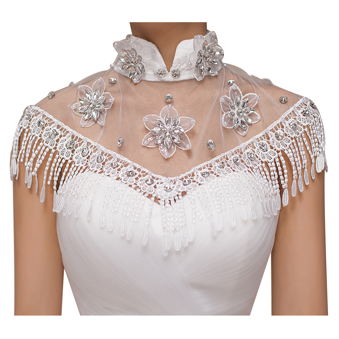 Atemberaubend Schals Für Brautkleider Ideen - Brautkleider Ideen ...