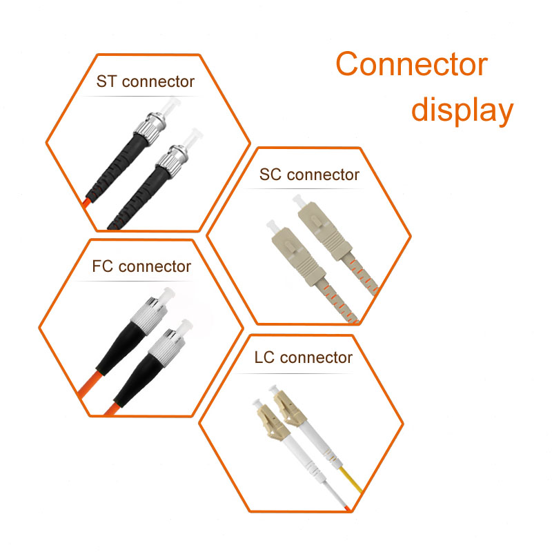 Single-mode optical fiber patch cord