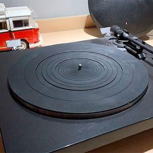 Image 2 - Anti vibration Audiophile ซิลิโคน Pad Anti Static ยาง LP Antislip สำหรับแผ่นเสียง Turntable ไวนิลบันทึกเครื่องเล่น Accessor