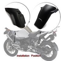For BMW R1200GS Mudguard Front Rear Fender Extension For BMW R 1200 GS GSA LC 2014