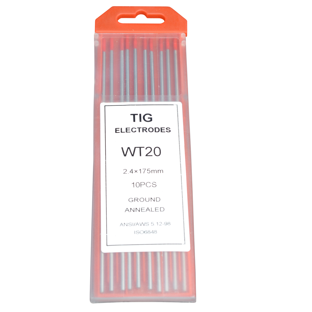 TIG Welding Electrode Thoriated Tungsten Electrode-wt20 1.6*175mm