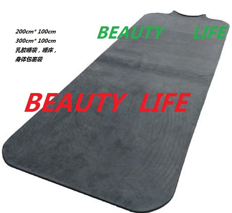 New arrival Latex sleep bed bag fetish bondage stuff many size selectable body bag