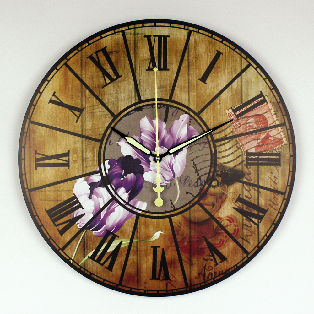 Beautiful Large Decorative Wall Clock For Living Room Wall