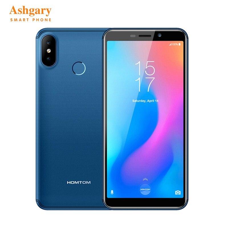 HOMTOM C2 4G Smartphone Android 8.1 Phablet 5.5 MTK6739 Quad Core 1.5GHz 2GB RAM 16GB ROM 13.0MP+2.0MP Camera 3000mAh CellphoneHOMTOM C2 4G Smartphone Android 8.1 Phablet 5.5 MTK6739 Quad Core 1.5GHz 2GB RAM 16GB ROM 13.0MP+2.0MP Camera 3000mAh Cellphone