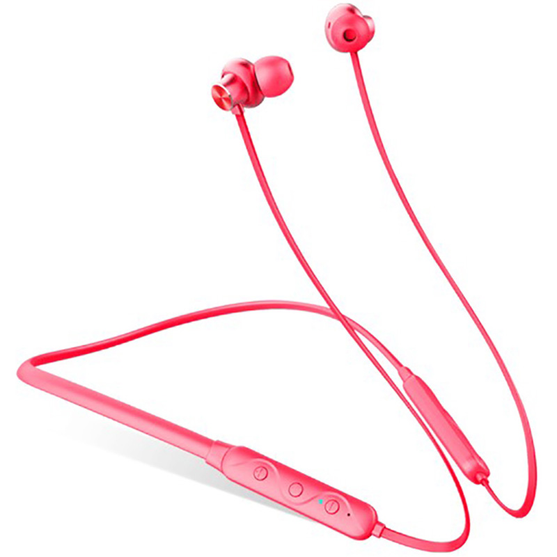 Smart Bluetooth headphones HD mic Fashion style sport music magnetic attraction stereo noise cancelling waterproof voice tips in Bluetooth Earphones Headphones from Consumer Electronics