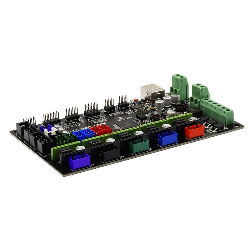 MKS GEN V1.4 + MKS TFT32/TFT28 Écran Tactile 3D Imprimante bricolage Starter Kit avec Câble Compatible Ramps1.4 SD998