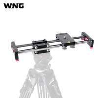 50CM Portable Extension Track Dolly Slider With 1/4 3/8 for All DSLR Video Cameras and Camcorders With Carrying Bag