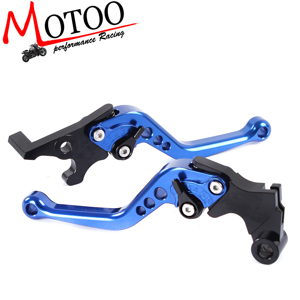Motoo - R3 FR25 Motorcycle Brake Clutch Levers For Yamaha R3