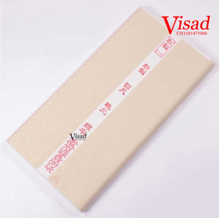 50 sheet/pack Chinese rice Paper goingbi painting calligraphy tracing paper thin ripe xuan paper tracing paper