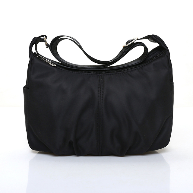 2016 New High Quality Waterproof ZIpper Nylon women Shoulder Crossbody Sling Bag Female Messenger Bags for Women Handbag bolsas