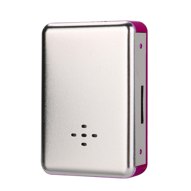 Stable performance Dropshipping USB Mini MP3 Player LCD Screen Support 32GB Micro SD TF Card 18#828
