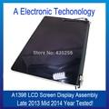"""100% Genuine New ME293 ME294 MGXA2 MGXC2 Para Apple Macbook Retina 15 ''15.4"""" Tela de LCD A1398 Montagem Final de 2013 Meados de 2014"""