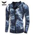 Hoodies Men 2016 The New Brand Male Long Sleeve Hoodie Leisure Sweatshirt Mens Cardigan Moletom Masculino Hoodies Slim Tracksuit
