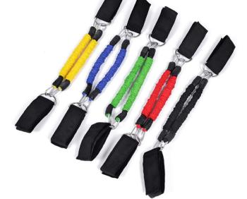 Elastic Pull Rope Fitness Resistance Band Indoor Training Equipment