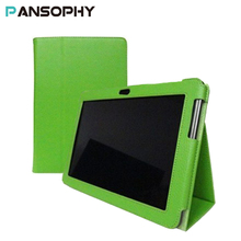 For Samsung Galaxy Tab 2 10.1 inch P5100 Tablet PU Leather Case Cover P5110 P5113 tablet Fundas