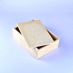 Image 3 - قالب صابون سيليكون مستطيل قالب رغيف مع صندوق خشبي لتقوم بها بنفسك أداة صنع صابون يدوي الصنع