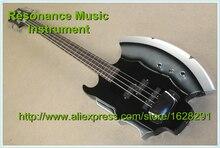 Новый Cort GENE SIMMONS топор электрическая бас-гитара 4 струны бас-гитара в наличии