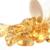 As cápsulas de óleo de peixe omega 3 suporta níveis saudáveis de colesterol