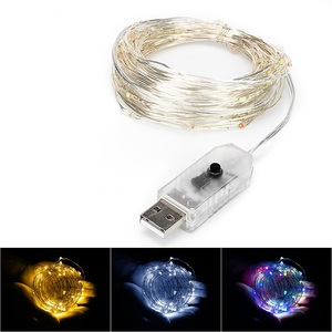 USB LED Holiday Strip 4.5V Cop