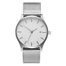 Quartz Mouvement Tan En Cuir Bande Nouveau Design Hommes Montre relogios Style Aucun Nom dropship montres Relojes