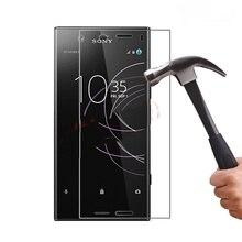For Sony Xperia L1 Glass XZ1 XA2 Ultra L2 XZ2 Compact Premium Tempered Screen Protector For Xperia R1 XA1 Plus Glass Film цена в Москве и Питере