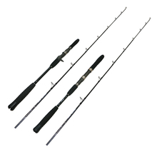 AI-SHOUYU Slow Jigging Fishing Rod 1.68m M Power Fast Action Ocean 5kg High Carbon Boat 100-250g Threaded handle