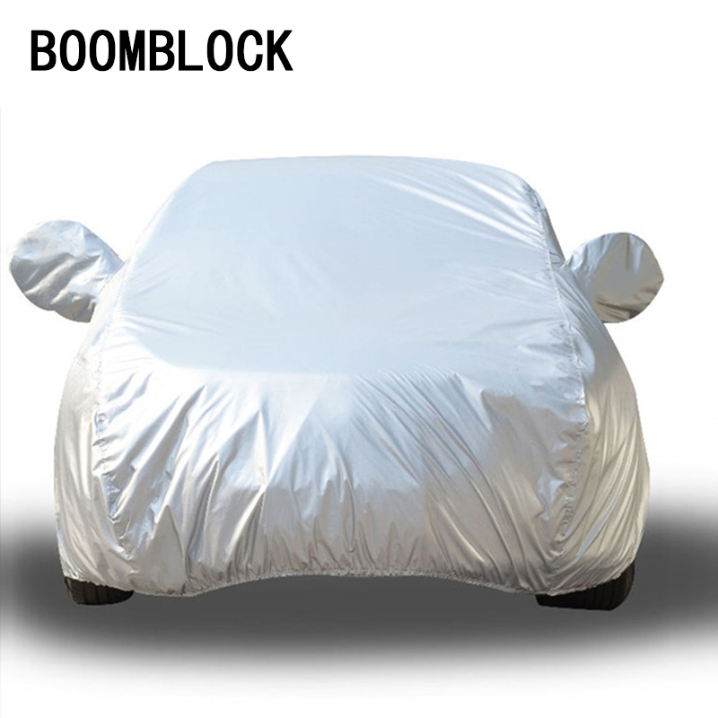Hatchback L Dustproof Car covers For Volvo V60 Seat Leon Mazda 2 Peugeot 206 207 Lexus Ct200h Audi A3 A1 BMW E87 F20 Accessories
