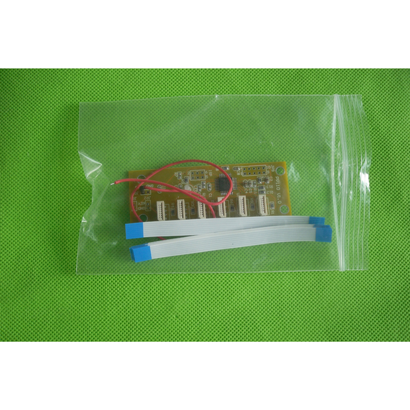 Working Stable For EPSON PP100 CD/DVD Printer Chip Decoder---Working With Original Chip