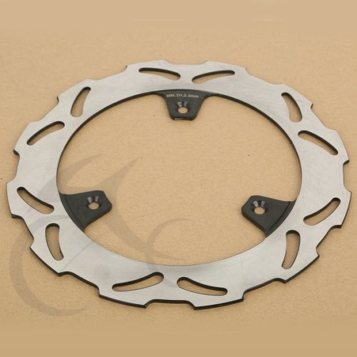 Front Brake Disc Rotor For YAMAHA YZ 80 A B D E F G H1 J1 CB02 EBE 1990-2001 00 keoghs motorcycle brake disc brake rotor floating 260mm 82mm diameter cnc for yamaha scooter bws cygnus front disc replace