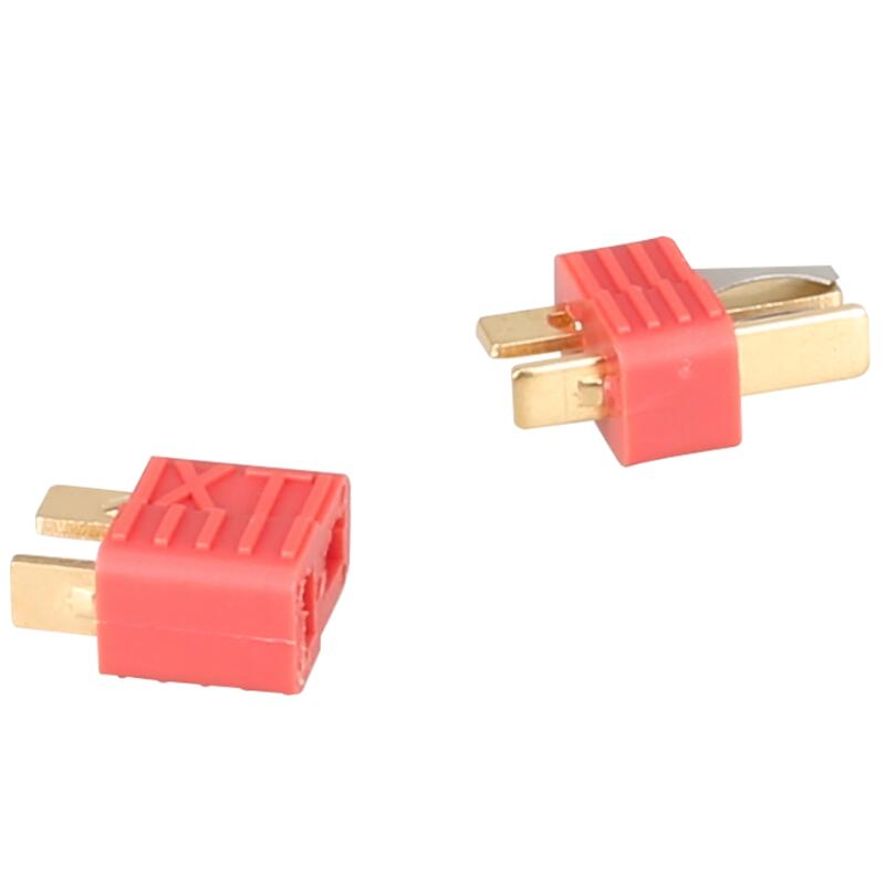 10pairs/lot Anti-skid XT T plug Dean Connector For ESC Battery male and female Connector 20% off