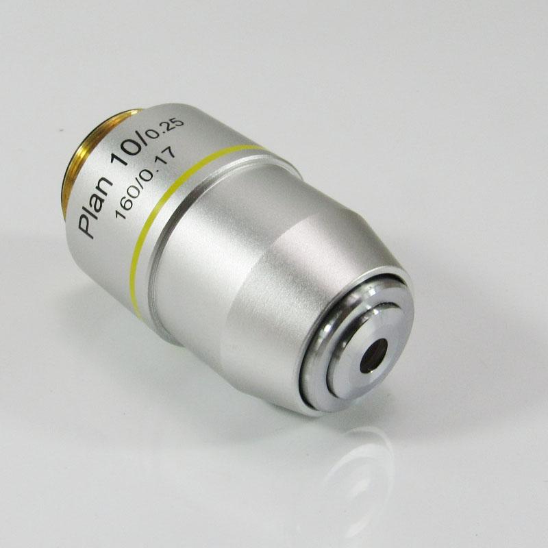 Kiváló minőségű 4X 10X 20X 40X 60X 100X Plan Akromatikus - Mérőműszerek - Fénykép 3