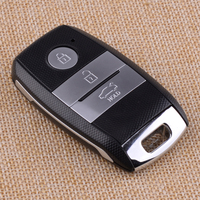 DWCX Smart Remote Key Control Fob Uncut 3 Buttons 433mhz ID46 Keyless Entry Fit for Kia K5 Sportage Sorento