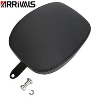 Motorcycle Seats Pads Cushion Passenger Pillion Saddle For Harley Sportster XL 883 1200 48 72 Nightster Roadster