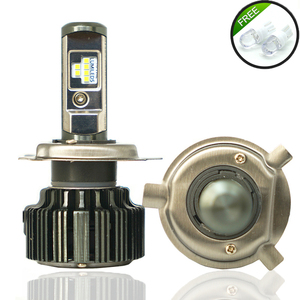 JGAUT TURBO T6 CSP LED H4 H7 H